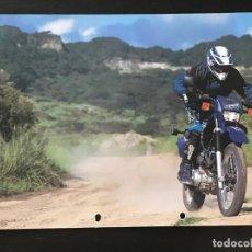 Automobili e Motociclette: YAMAHA XT 600 E - FOLLETO CATALOGO ORIGINAL - EN ESPAÑOL - AÑO 1999. Lote 215924682