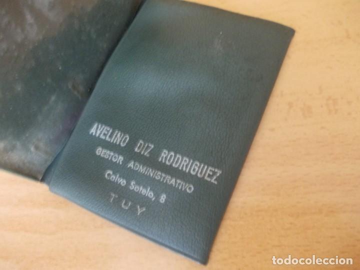 Coches y Motocicletas: funda antiguo permiso de conducción de España (carnet conducir) - Foto 4 - 216968267