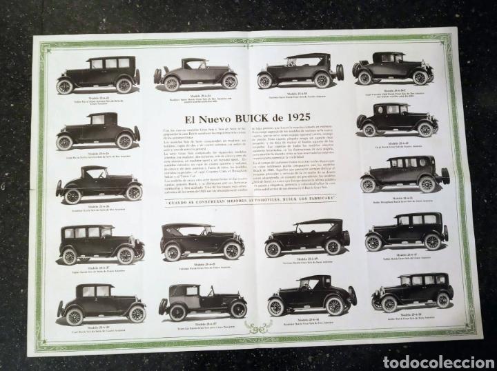 Coches y Motocicletas: Catálogo Buick 1925 General Motos - Foto 4 - 217374766