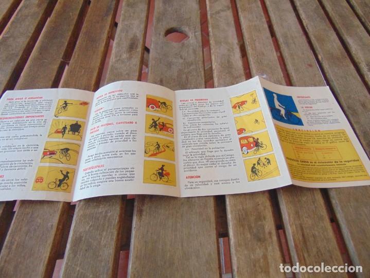 Coches y Motocicletas: MANUAL CODIGO DE CIRCULACION BICICLETAS VELOSOLEX ORBEA VELO SOLEX PUBLICIDAD CHAVES SEVILLA - Foto 5 - 217401315