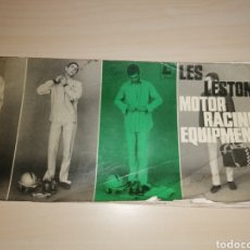 Coches y Motocicletas: ANTIGUO CATÁLOGO LES LESTON MOTOR RACING EQUIPMENT. Lote 218289903