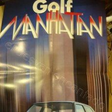 Carros e motociclos: GOLF MANHATTAN. CATÁLOGO AÑO 1989. Lote 218514421