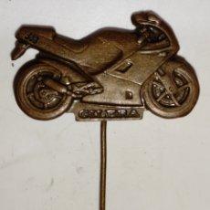 Coches y Motocicletas: PIN MOTO GILERA. Lote 218599770