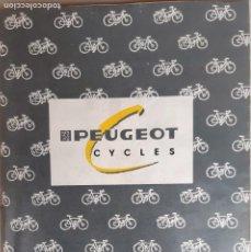 Coches y Motocicletas: MANUAL BICICLETAS PEUGEOT. Lote 218730036