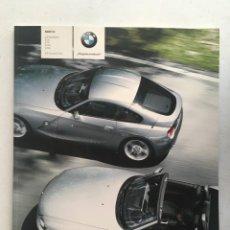 Coches y Motocicletas: BMW Z4 2008, CATALOGO COMERCIAL. Lote 275241818