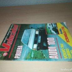 Coches y Motocicletas: VELOCIDAD REVISTA GRAFICA DEL MOTOR 1103 DE 1982 Y403. Lote 219885431