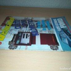 Coches y Motocicletas: VELOCIDAD REVISTA GRAFICA DEL MOTOR 1110 DE 1982 Y403. Lote 219885950