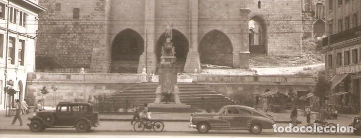 SANTANDER Nº 48 LA CATEDRAL DOMINGUEZ VARIOS COCHES (Coches y Motocicletas Antiguas y Clásicas - Catálogos, Publicidad y Libros de mecánica)