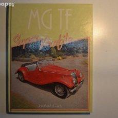 Coches y Motocicletas: LIBRO MG TF SUPER PROFILE. Lote 221743655