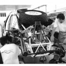 Coches y Motocicletas: FOTOGRAFÍA SEAT SPORT 1993. Lote 221786120