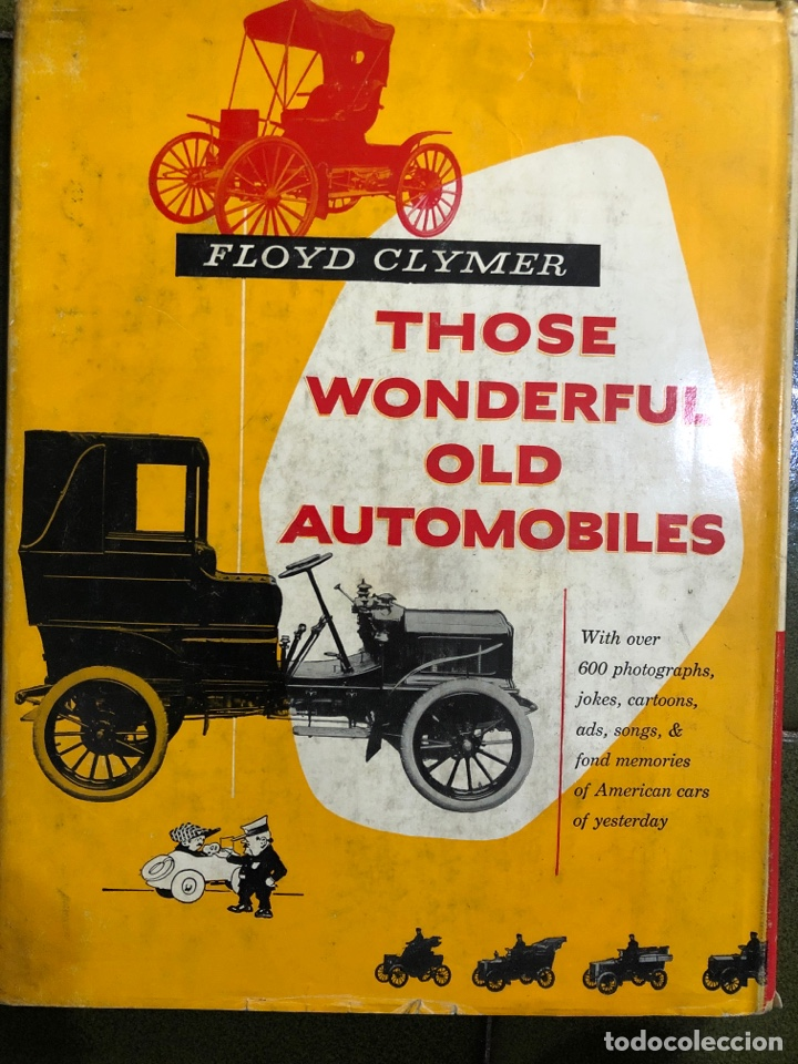 Coches y Motocicletas: Those Wonderful Old Automobiles (Floyd Clymer) - Foto 2 - 221909858