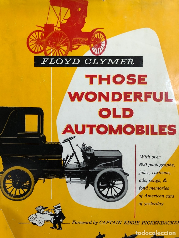Coches y Motocicletas: Those Wonderful Old Automobiles (Floyd Clymer) - Foto 1 - 221909858
