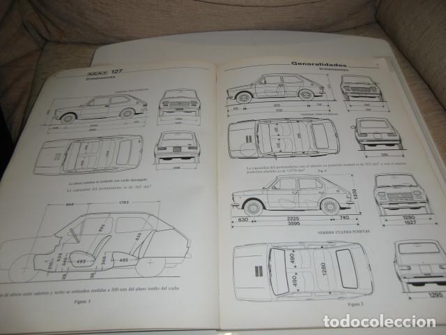Coches y Motocicletas: manual seat 127 - Foto 2 - 222232726