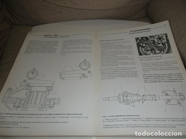 Coches y Motocicletas: manual seat 127 - Foto 4 - 222232726