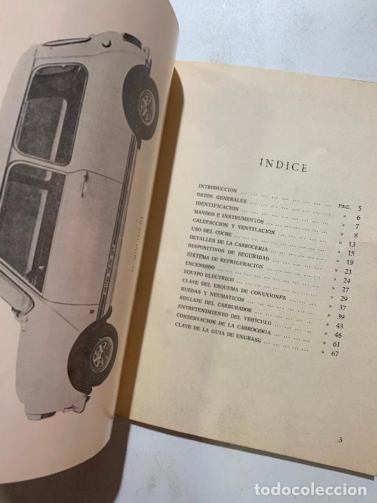 Coches y Motocicletas: MANUAL DEL CONDUCTOR MINI 1275 GT EDICION DE 1971 BRITISH LEYLAND AUTHI - Foto 2 - 222323008