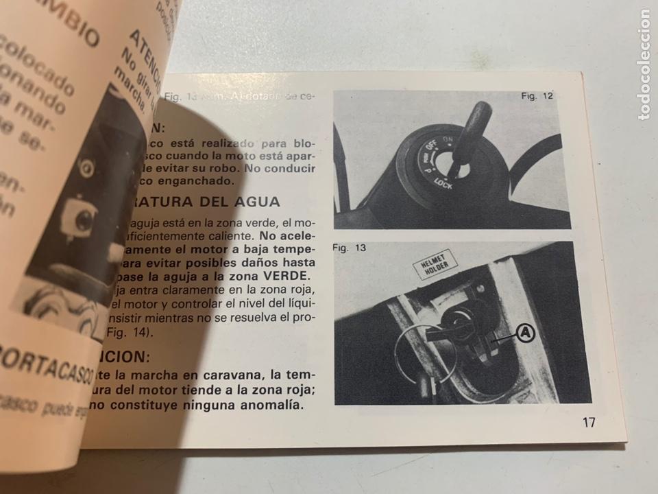 Coches y Motocicletas: Manual de uso y entretenimiento Gilera 125 KZ - Foto 2 - 222663108