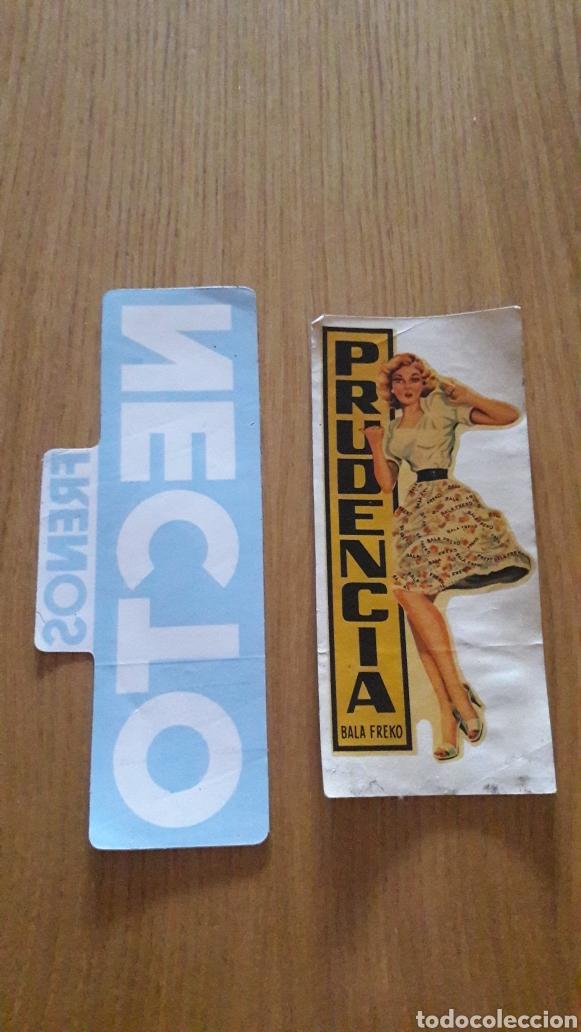 CALCOMANIA Y PEGATINA PARA COCHES (Coches y Motocicletas Antiguas y Clásicas - Catálogos, Publicidad y Libros de mecánica)
