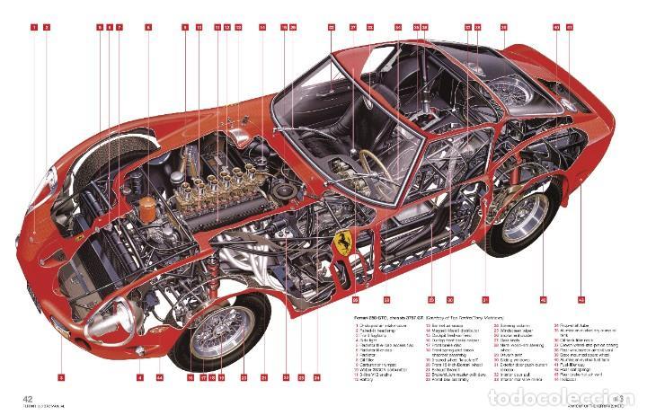 Coches y Motocicletas: FERRARI 250 GTO MANUAL HAYNES - Foto 3 - 222688035