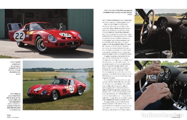 Coches y Motocicletas: FERRARI 250 GTO MANUAL HAYNES - Foto 5 - 222688035
