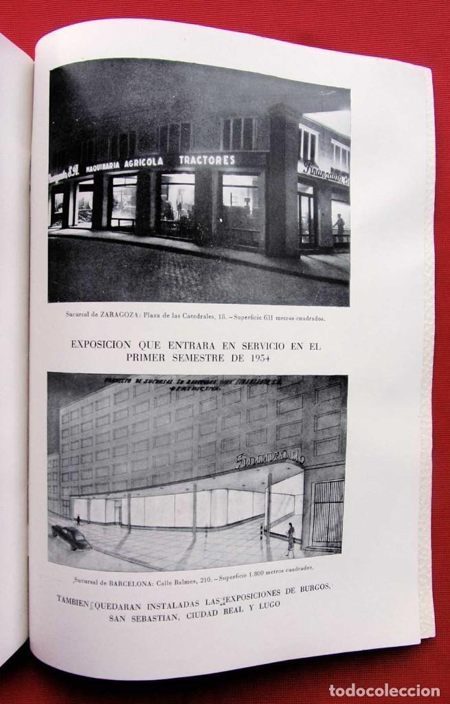 Coches y Motocicletas: MEMORIA FINANZAUTO PEGASO. AÑO: 1953. FOTOS EXPECTACULARES. ÚNICA EN VENTA. NUNCA VENDIDA. - Foto 6 - 223118508