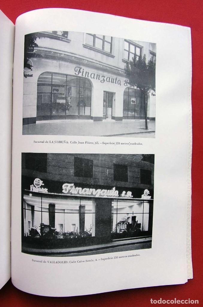 Coches y Motocicletas: MEMORIA FINANZAUTO PEGASO. AÑO: 1953. FOTOS EXPECTACULARES. ÚNICA EN VENTA. NUNCA VENDIDA. - Foto 8 - 223118508