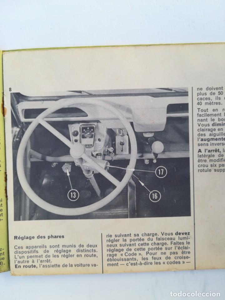 Coches y Motocicletas: Manual 2cv. En frances - Foto 3 - 225985111