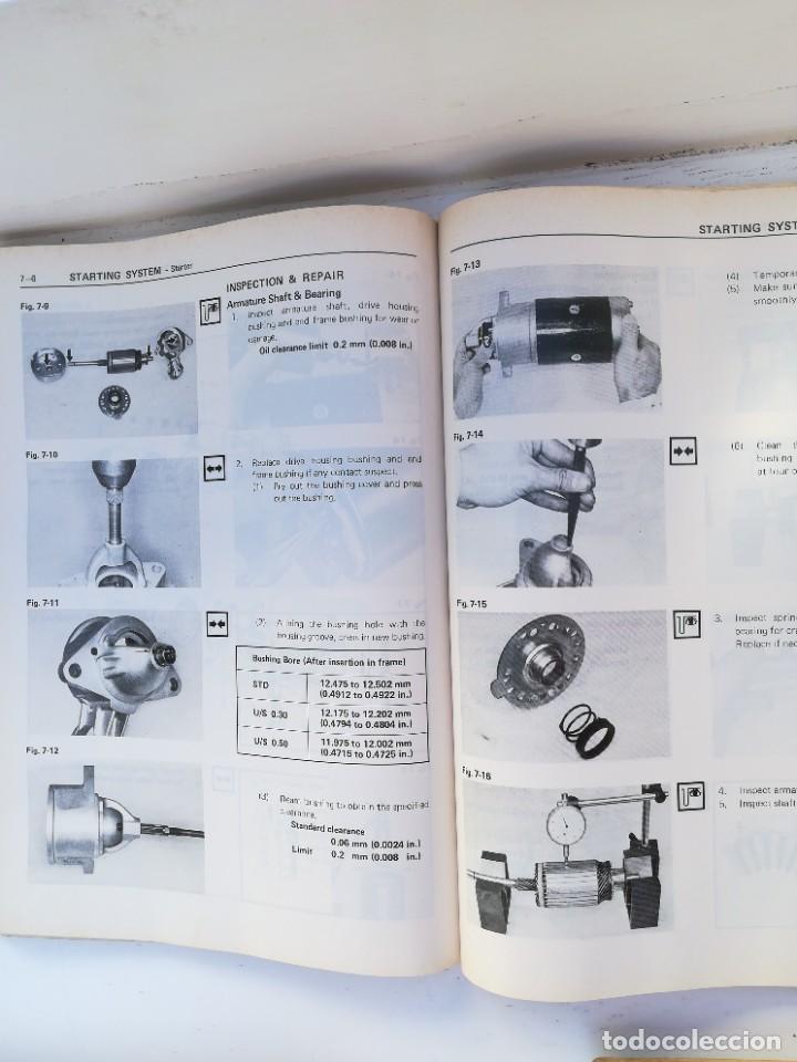 Coches y Motocicletas: Manual Toyota 4m engine - Foto 2 - 225986535