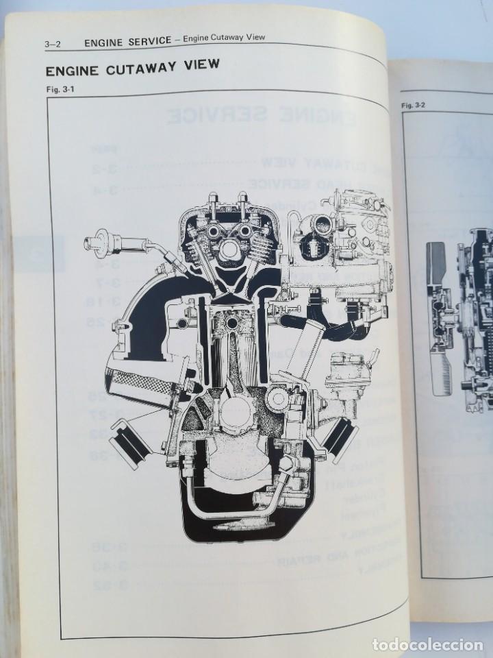 Coches y Motocicletas: Manual Toyota 4m engine - Foto 3 - 225986535