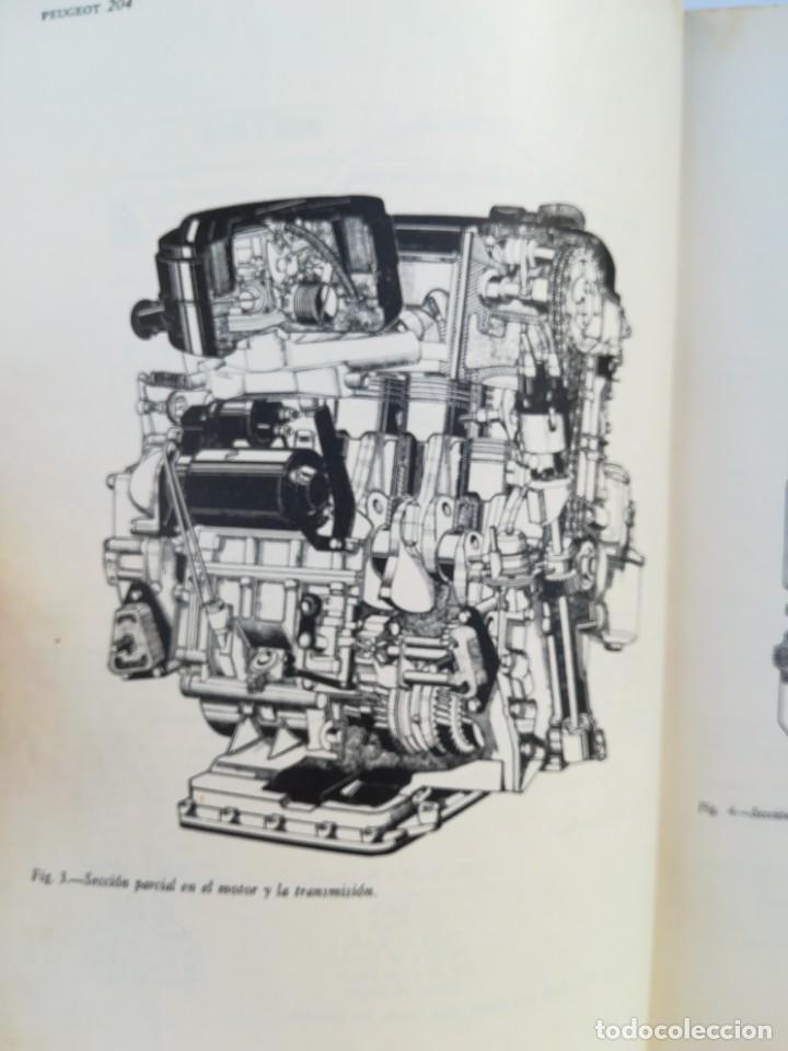 Coches y Motocicletas: Manual Peugeot 204 - Foto 3 - 225986860
