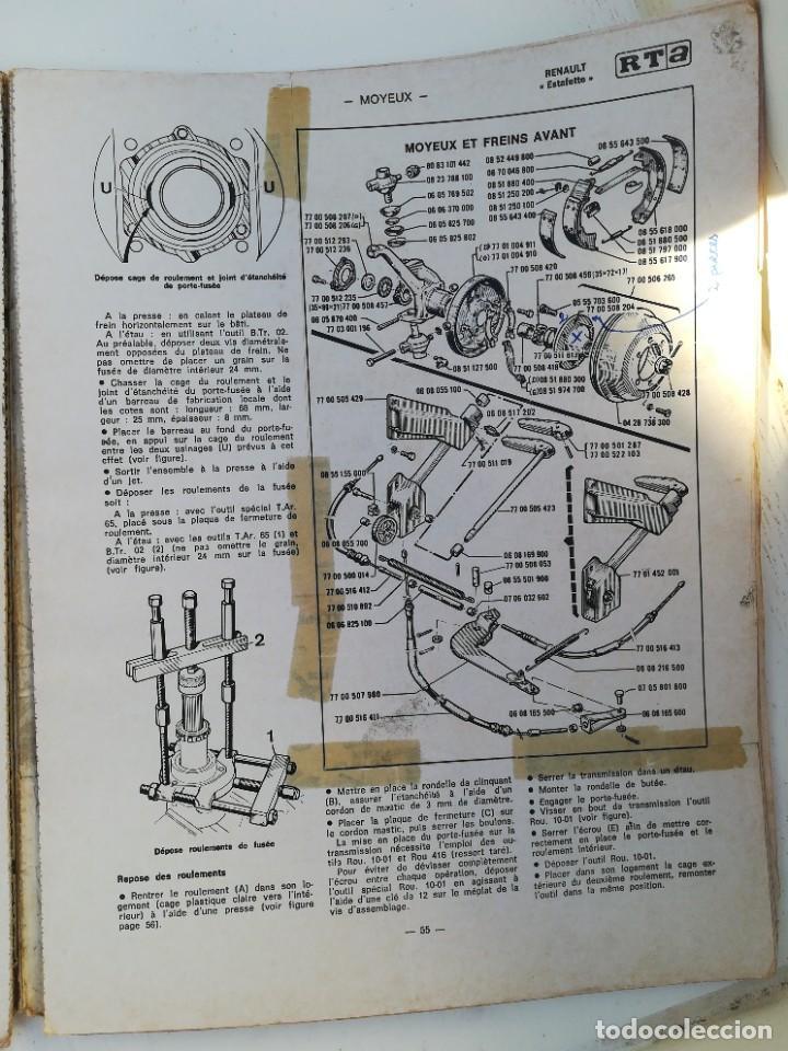 Coches y Motocicletas: Manual Renault Estafette - Foto 3 - 225988060