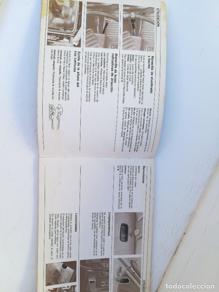 Coches y Motocicletas: Manual Renault 5 - Foto 3 - 225988880