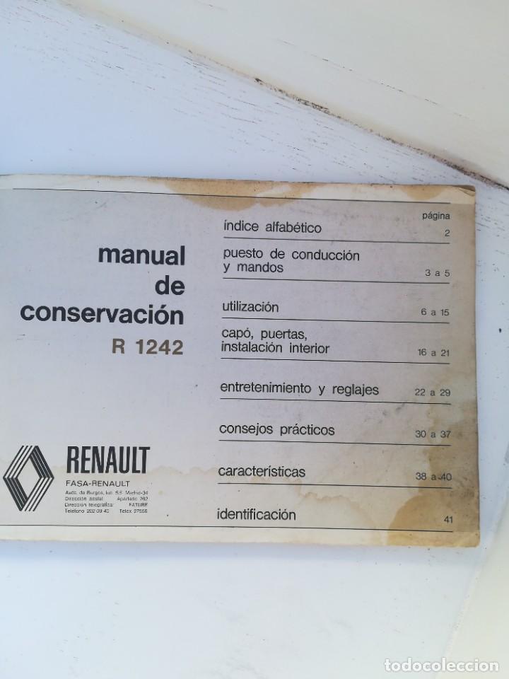 Coches y Motocicletas: Manual Renault 5 - Foto 4 - 225988880