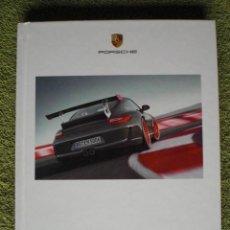 Coches y Motocicletas: CATÁLOGO PORSCHE 911 GT3 Y GT3 RS. JULIO 2009. EN ESPAÑOL *. Lote 228434735