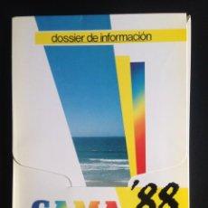Coches y Motocicletas: RENAULT GAMA 1988, CATALOGO COMERCIAL. Lote 228892790