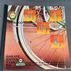 Coches y Motocicletas: MOBYLETTE GAC CATALOGO GENERAL BICICLETAS 1975 ORIGINAL. Lote 229853560