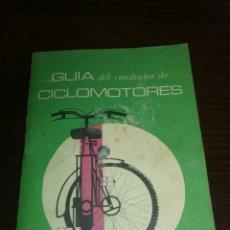 Coches y Motocicletas: GUÍA CICLOMOTORES 1974. Lote 230283675