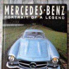 Coches y Motocicletas: MERCEDES BENZ PORTRAIT OF A LEGEND INGO SEIFF 288 PAGINAS PROFUSAMENTE ILUSTRADO EN INGLES. Lote 230889120
