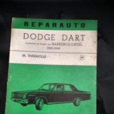 Coches y Motocicletas: REPARAUTO / DODGE DART BARREIROS DIESEL / 1965-1968. Lote 231770630