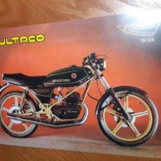 Coches y Motocicletas: BULTACO. Lote 232082300