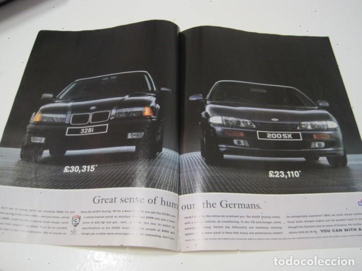 NISSAN 200 SX: ANUNCIO PUBLICIDAD 1996 (Coches y Motocicletas Antiguas y Clásicas - Catálogos, Publicidad y Libros de mecánica)