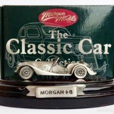 Coches y Motocicletas: MARQUE MODELS THE CLASSIC CAR MORGAN + 8. Lote 235802920