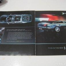 Coches y Motocicletas: JAGUAR XJ: ANUNCIO PUBLICIDAD 2010. Lote 236274340