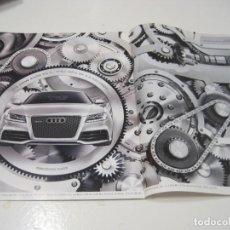 Coches y Motocicletas: AUDI RS5: ANUNCIO PUBLICIDAD 2010. Lote 236274370