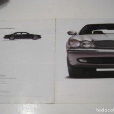 Coches y Motocicletas: JAGUAR XJ TWIN TURBO DIESEL: ANUNCIO PUBLICIDAD 2005. Lote 236274390