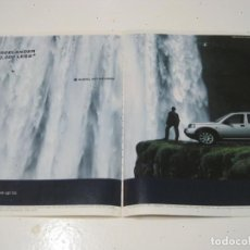 Coches y Motocicletas: LAND ROVER FREELANDER: ANUNCIO PUBLICIDAD 2005. Lote 236274465