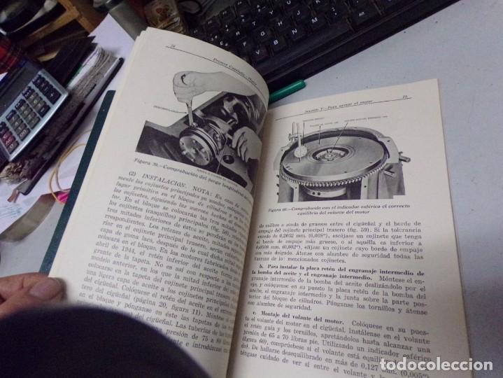 Coches y Motocicletas: antiguo manual de reparaciones de motores v-8 para automoviles y camiones - Foto 7 - 237283755