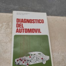 Coches y Motocicletas: ANTIGUO MANUAL DIAGNÓSTICO DEL AUTOMÓVIL - 1971 -. Lote 240541175