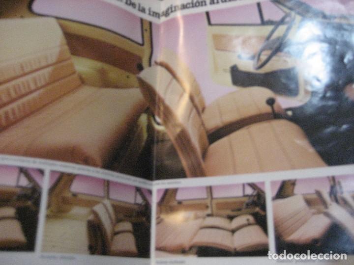 Coches y Motocicletas: catalogo antiguo coche seat panda . 20 paginas año 1980 - Foto 2 - 240975085