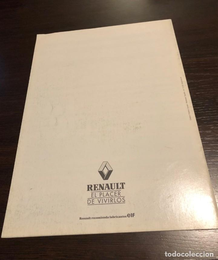Coches y Motocicletas: Catálogo Renault Clío 1994 - Foto 2 - 243646760