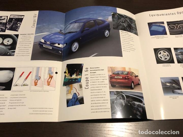 Coches y Motocicletas: Catálogo Renault Megane Coupe (1996) - Foto 3 - 243649380